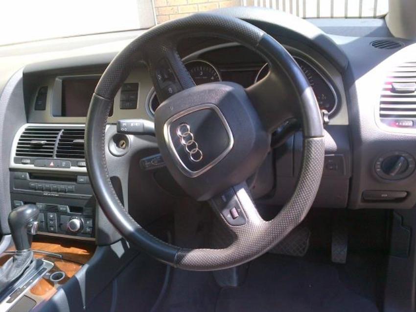 2007 AUDI Q7 3 0 TDI V7 QUATTRO