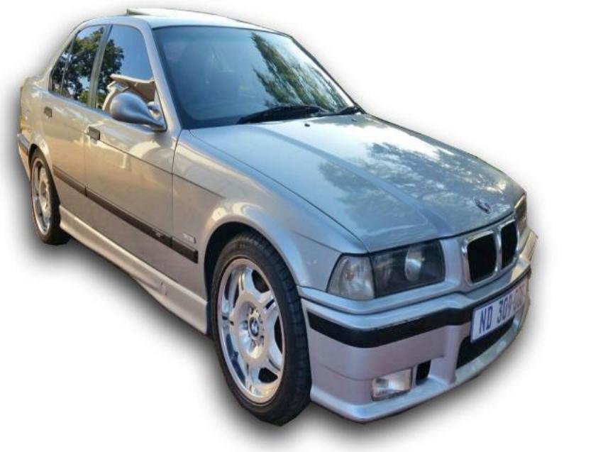 1997 BMW E36 M3 (3 2L)