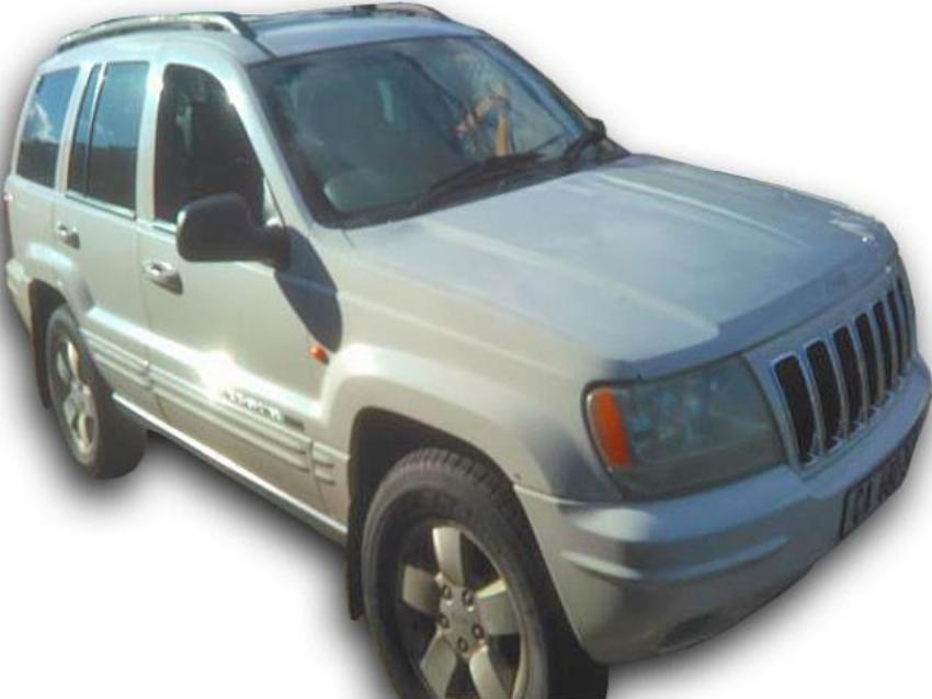 2001 JEEP CHEROKEE  4.7 LTD A/T