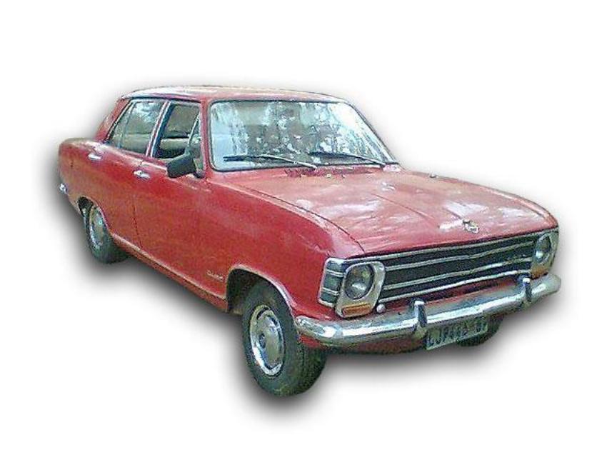 1969 1969 Opel Kadett L 1200