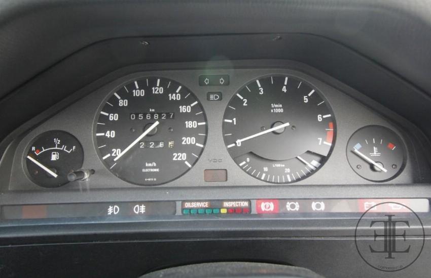 1985 3 SERIES 1985 BMW 320i Coupe (E30)