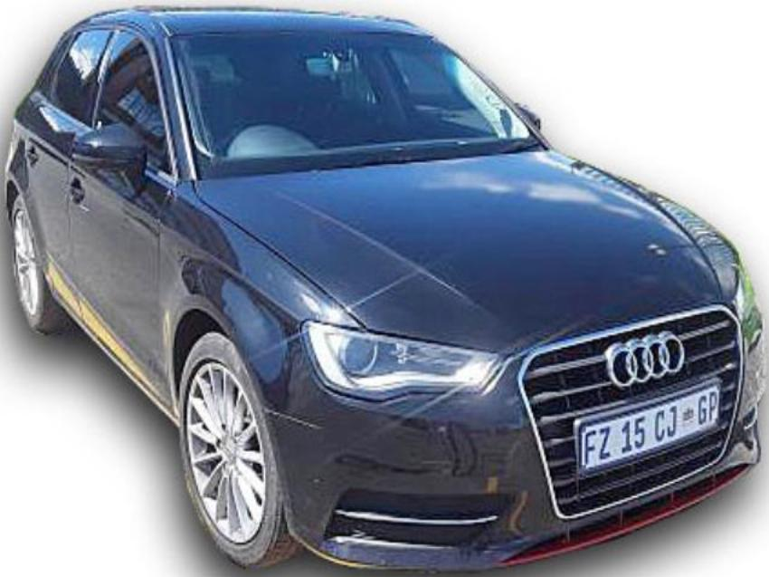 Used 2015 2015 Audi A3 On Auction
