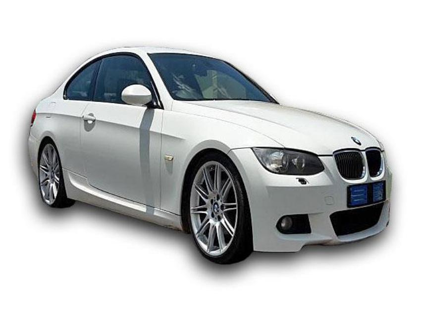 2008 3 SERIES  2008 BMW 325I COUPE A/T