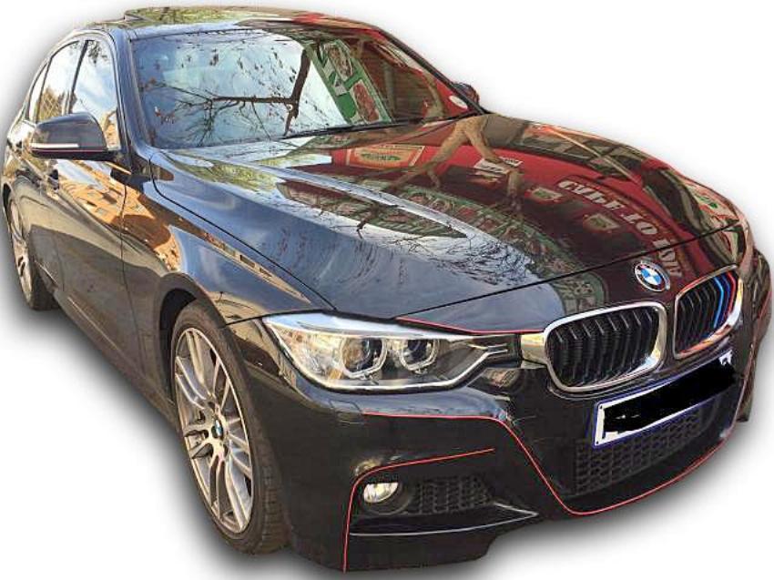 2013 3 SERIES  BMW 320i msports auto