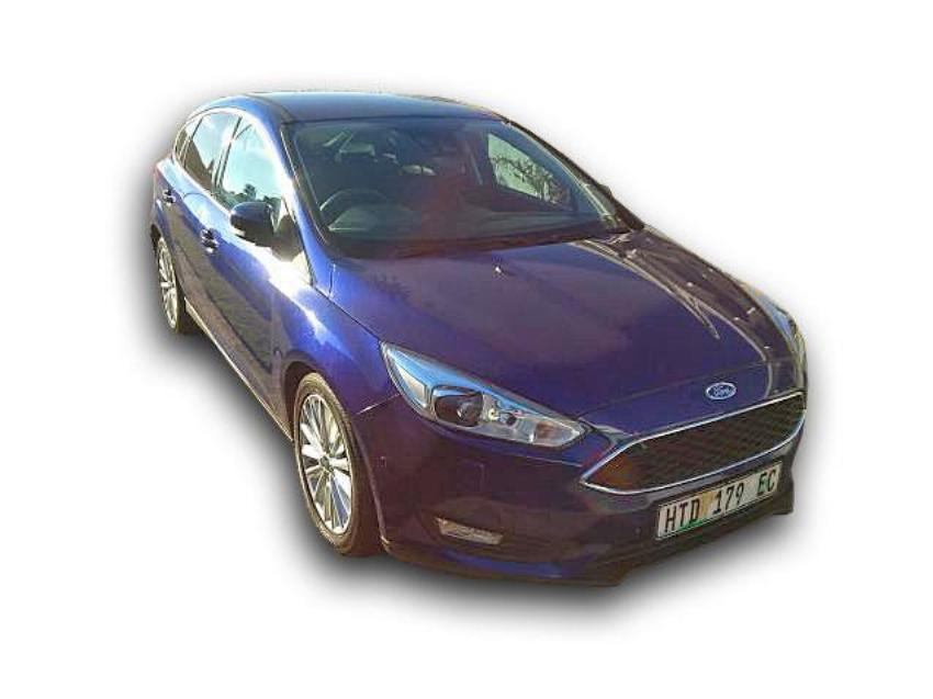 2016 FORD FOCUS 1.5 ECOBOOST TREND