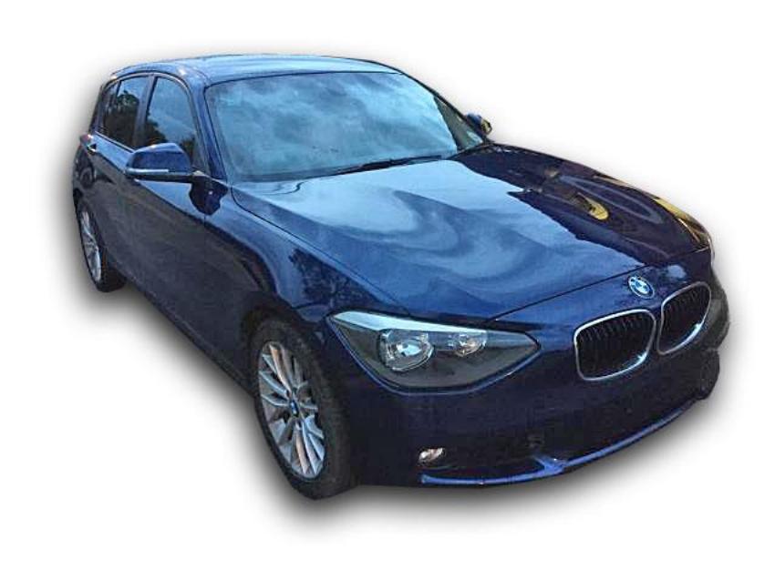 2012 1 SERIES  BMW 118i auto
