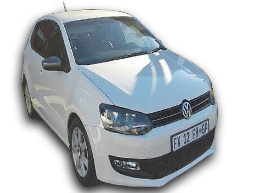 2010 VW  2010 Volkswagen polo 6 1.6