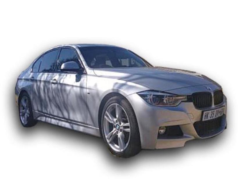 2016 BMW 3 SERIES  2016 320I (F30) A/T 40 YR LIMITED EDITION