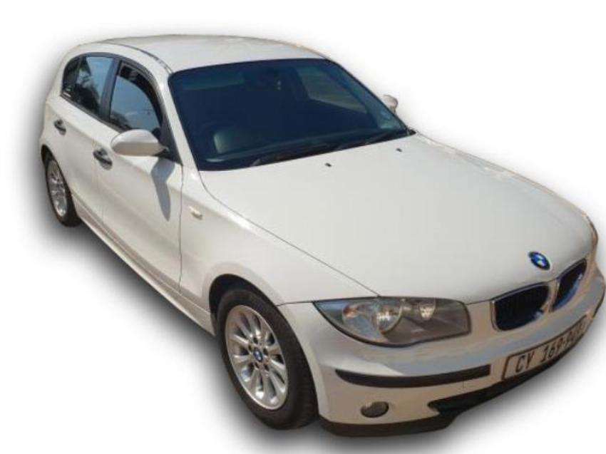 2006 BMW 1 SERIES  118I 5DR (E87)
