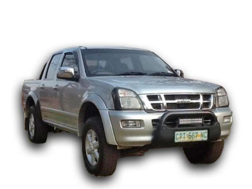 2004 ISUZU KB300  Well looked after diesel bakkie