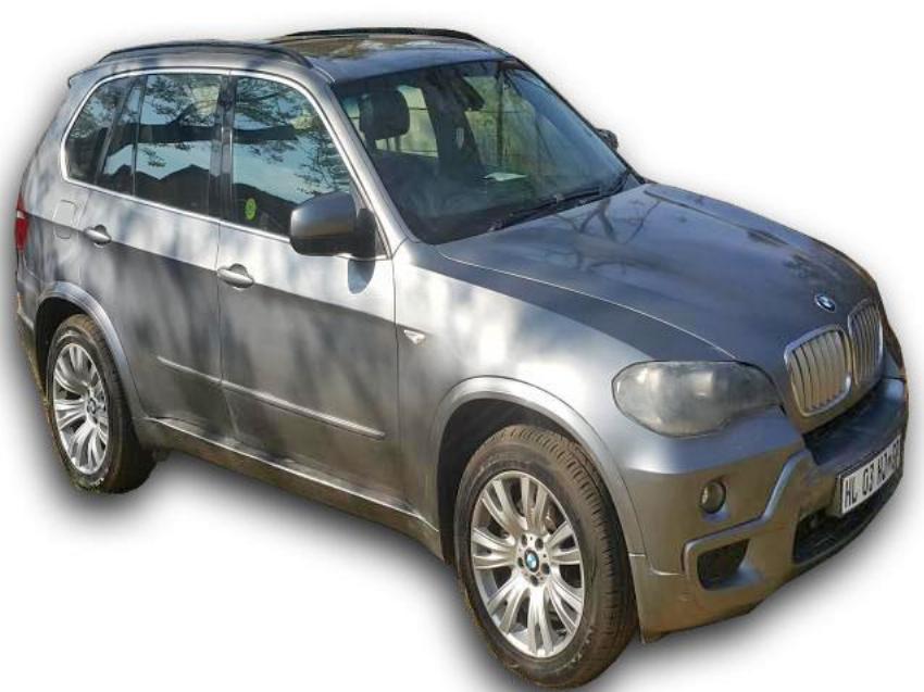 2009 X5  BMW Xdrive35d A/T E70 MotorSport