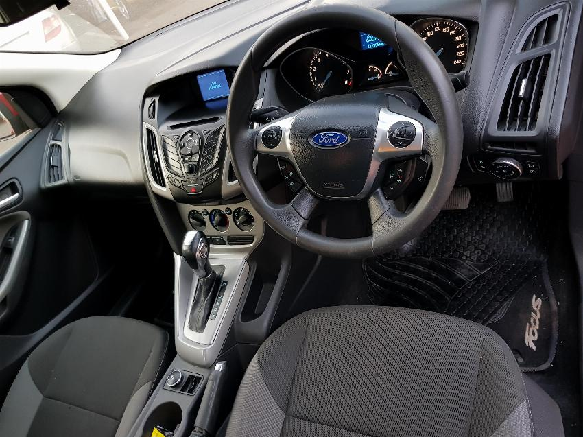 2012 Ford Focus 2 0 Tdci Trend 5d Powershift