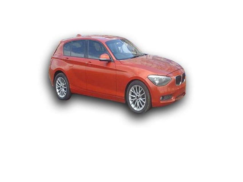 2012 BMW 1 SERIES  F20 118i A/T