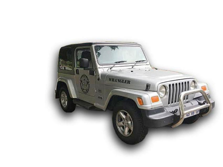 2005 Jeep Wrangler 4.0 Sahara Auto
