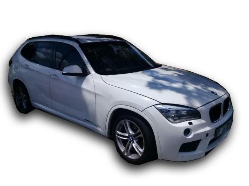 2015 2010 BMW X1 SDRIVE 1.8SI AUTOMATIC