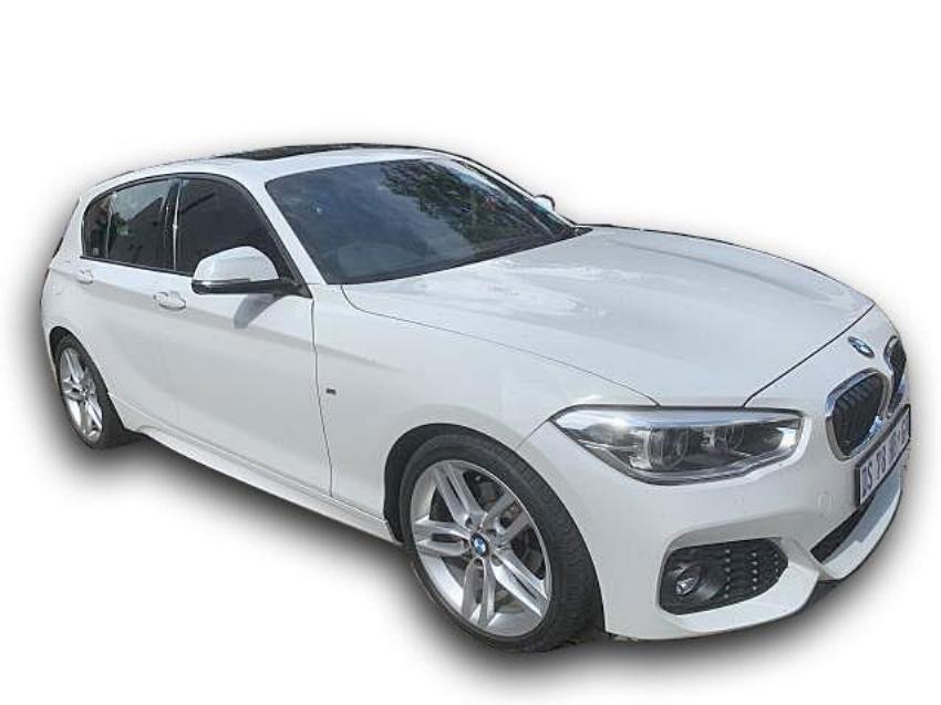 2015 BMW 1 SERIES  118i M Sport 5 Door A/T