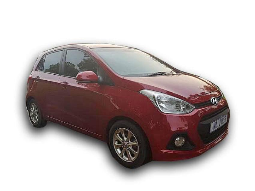 2015 HYUNDAI  2015 GRAND i10 Fluid