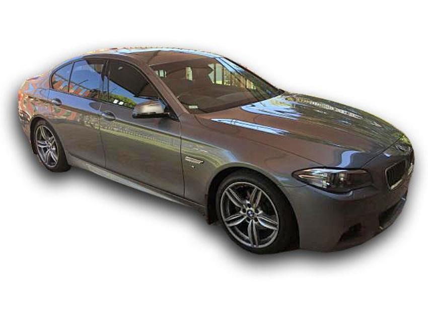2013 BMW 5 SERIES  520i SPORTSPACK
