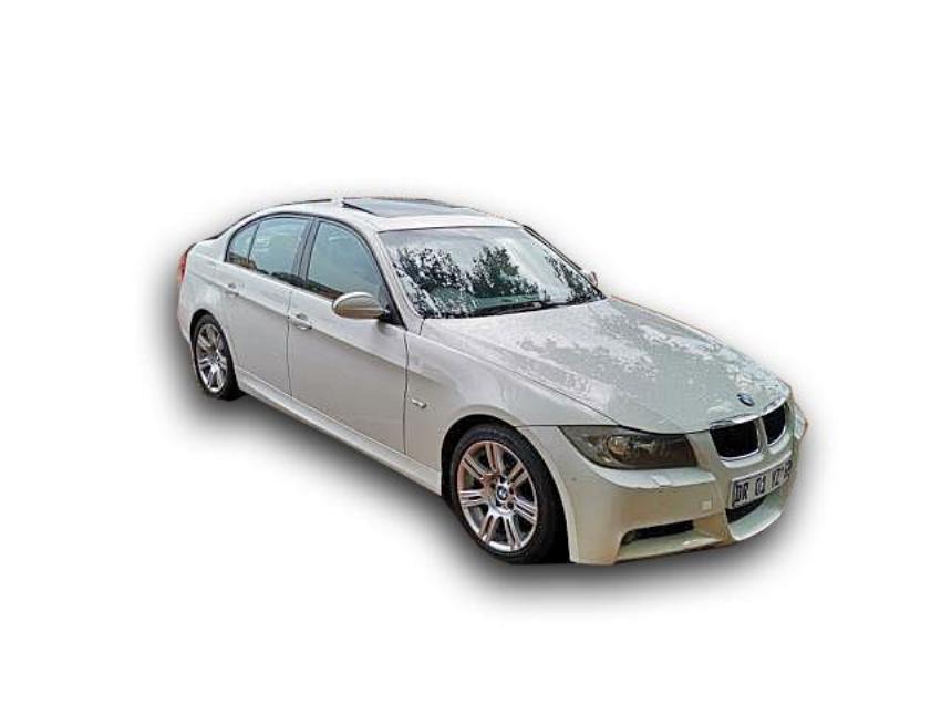 2008 3 SERIES  2008 BMW 320D E90 MSPORTS