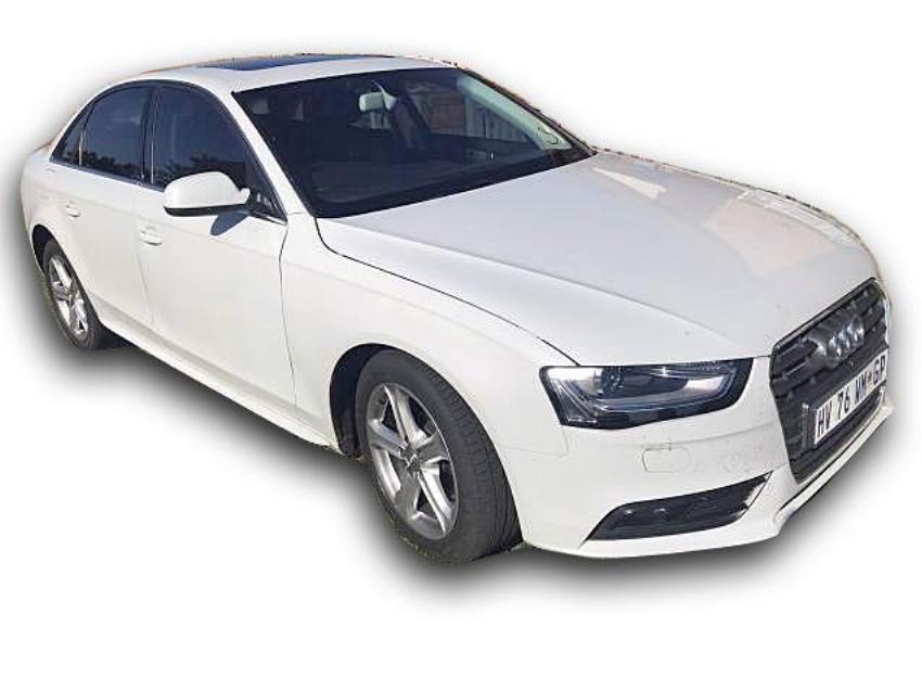 2015 AUDI A4 2.0 TDI SE MANUAL