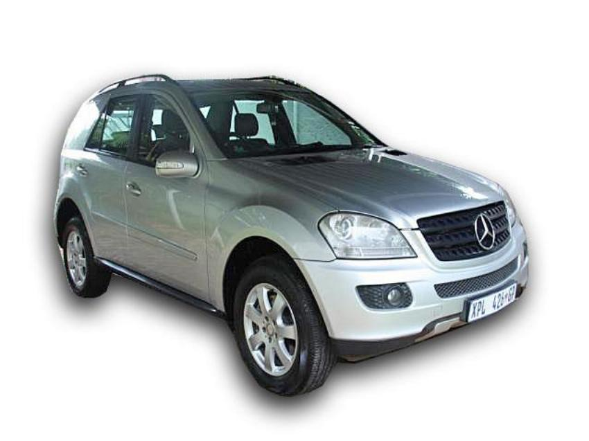 2008 MERCEDES BENZ ML  320 CDI A/T 4 MATIC
