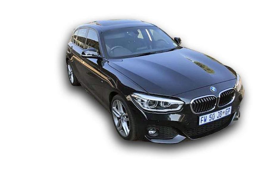 2017 BMW 1 SERIES  120I M SPORT 5DR