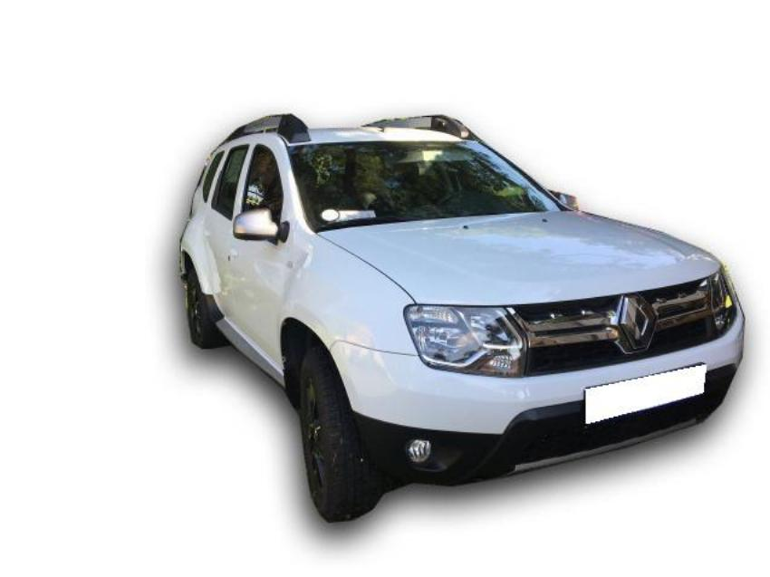 2018 RENAULT DUSTER  1.6 DYNAMIC