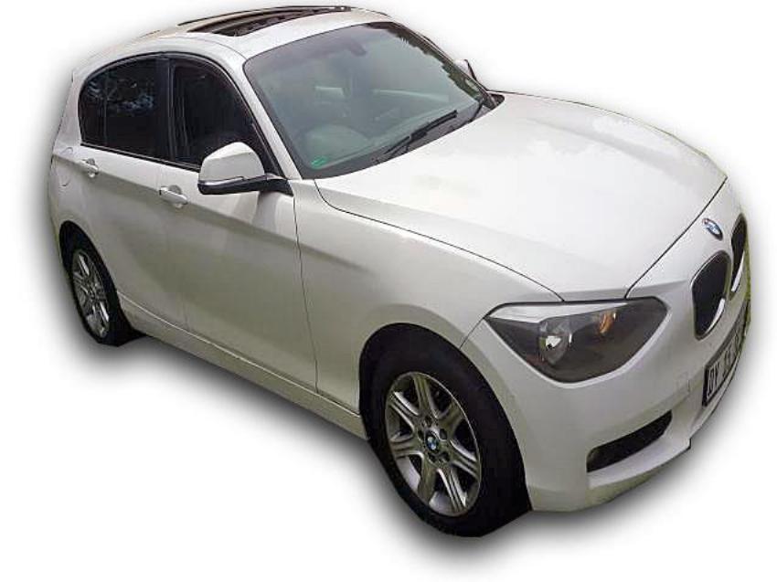 2014 BMW 1 SERIES  116I F20 5DR