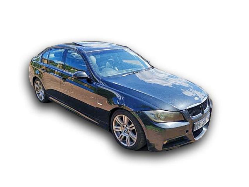 2007 3 SERIES  2007 BMW 320D E90 MSPORTS MANUAL