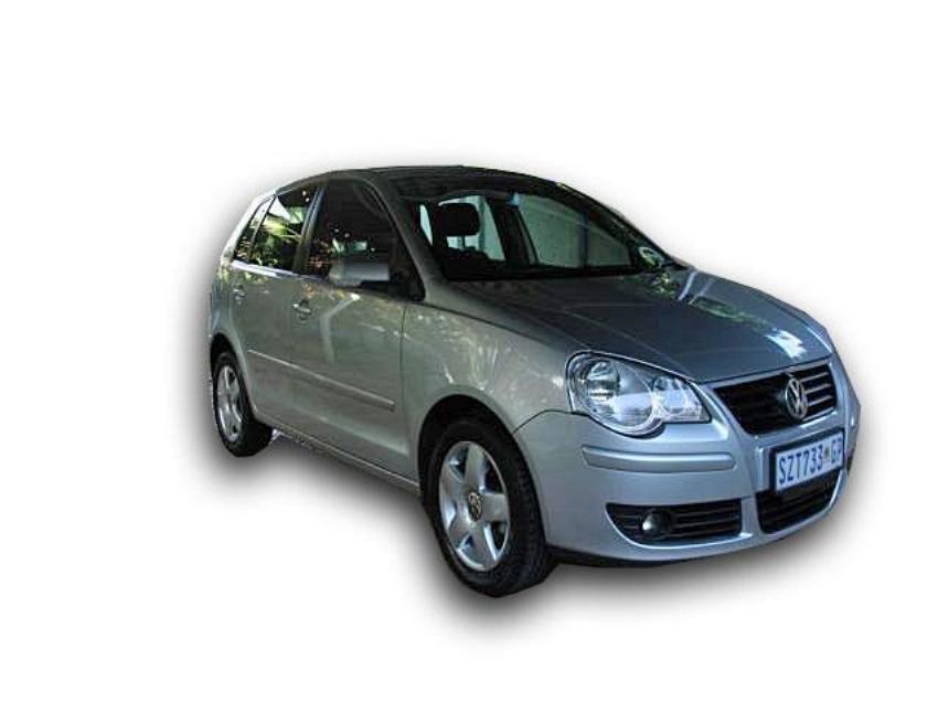 2006 VW POLO  1.9 TDI HIGHLINE 74kW 5 DOOR