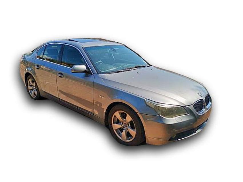 2005 5 SERIES  2005 BMW 530I E60 AUTO