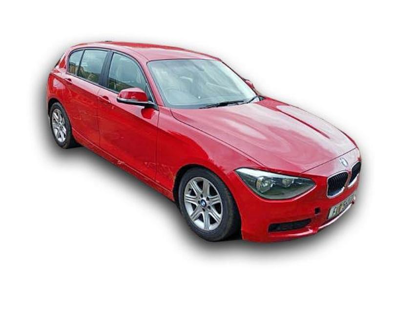 2012 1 SERIES  2012 BMW 116I F20 MANUAL