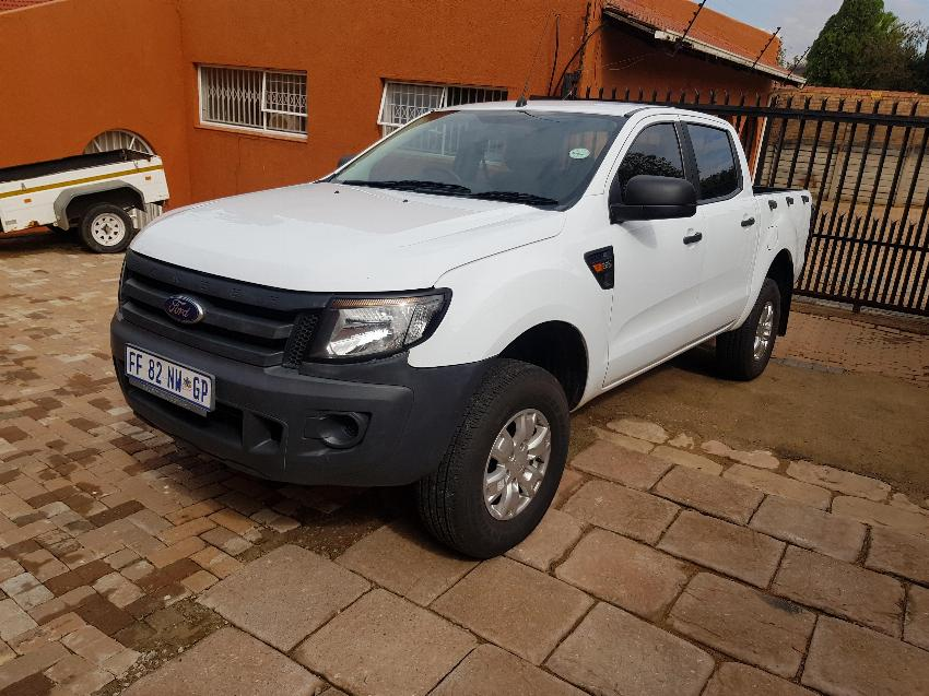 2016 Ford Ranger >> 2016 Ford Ranger 2 2tdci Xl Double Cab 4 2