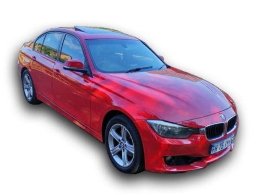 2014 3 SERIES  2014 BMW 320I F30 AUTO