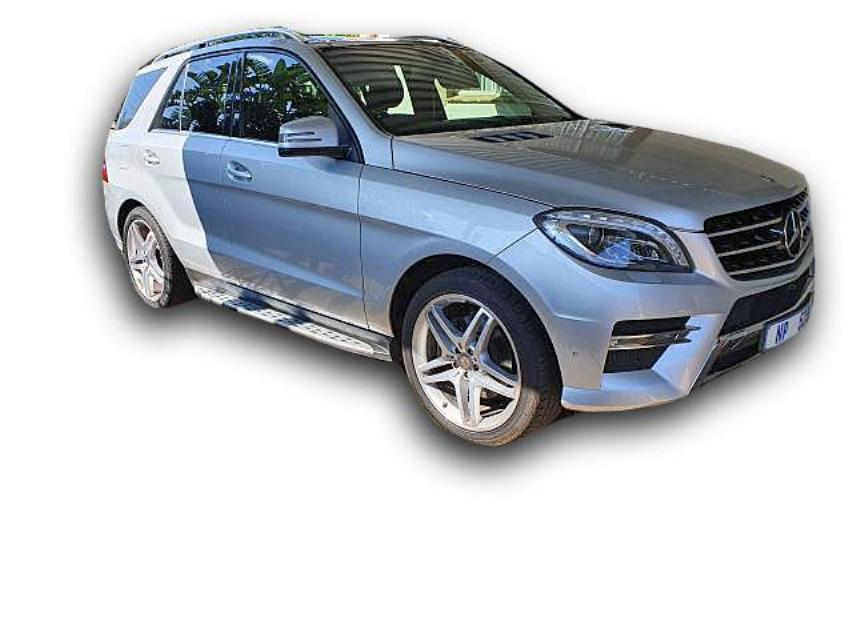 2015 MERCEDES BENZ ML250 BLUETECH