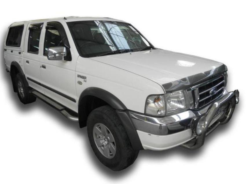 2005 FORD RANGER  4000I V6 D/C XLE