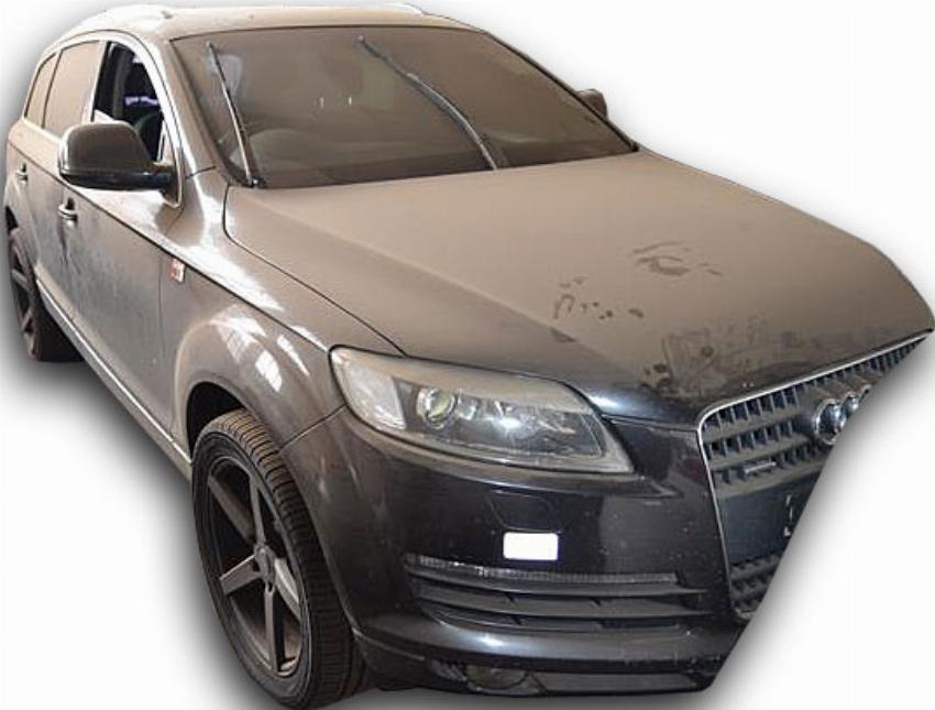 2007 AUDI Q7  rs v8 4.2 fsi