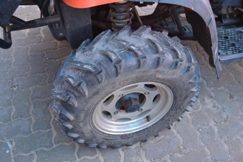 2007 LINHAI RUSTLER 300 4X4