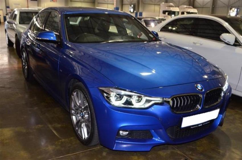 2017 BMW 3 SERIES  320 I M SPORT A/T F30