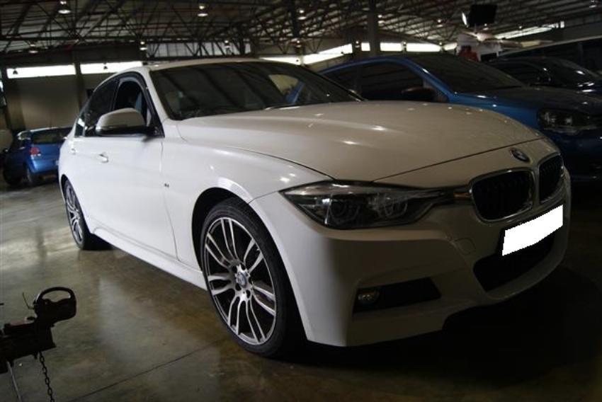 2017 BMW 3 SERIES  320i EDITION M SPORT