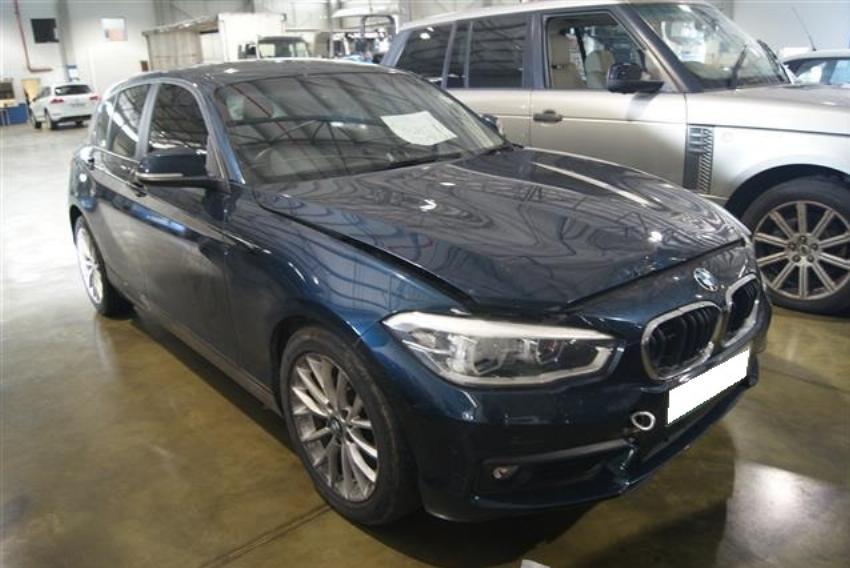 2017 BMW 1 SERIES  118i 5DR A/T (F20)