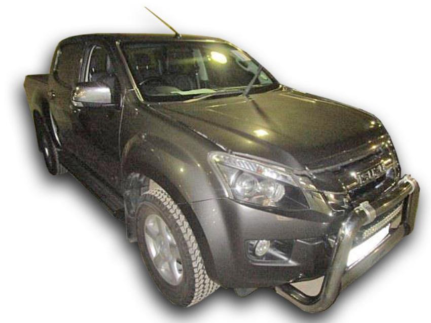 2015 ISUZU KB300  CREW CAB LX