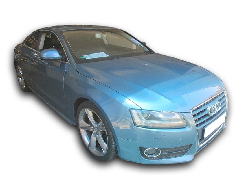 2009 AUDI A5  2.0T FSI MULTITRONIC