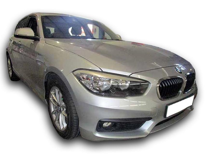 2016 BMW 1 SERIES  118 SPORT A/T