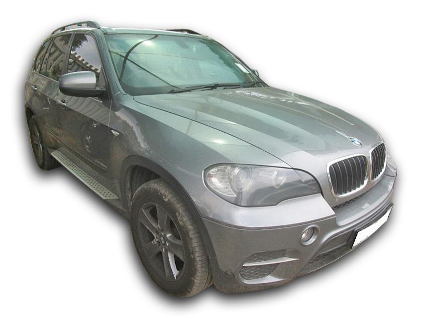 2012 BMW X5  xDRIVE 30d A/T