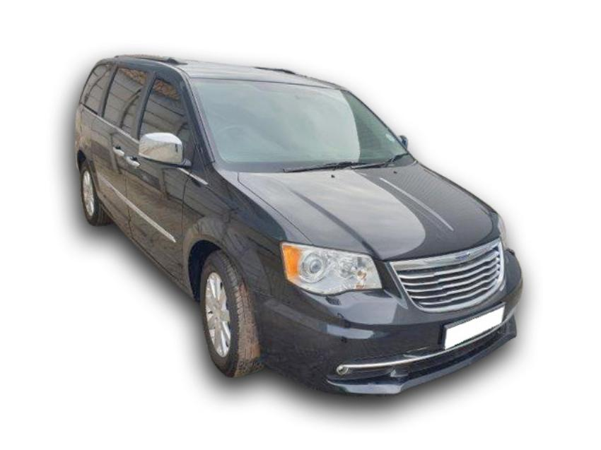 2015 CHRYSLER GRAND VOYAGER  2.8 LIM