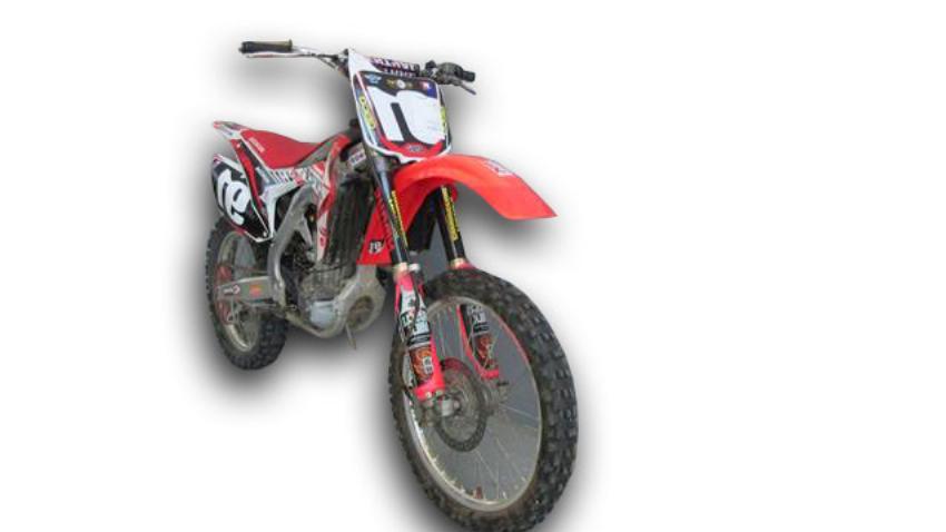 2015 HONDA CRF 450  450 R