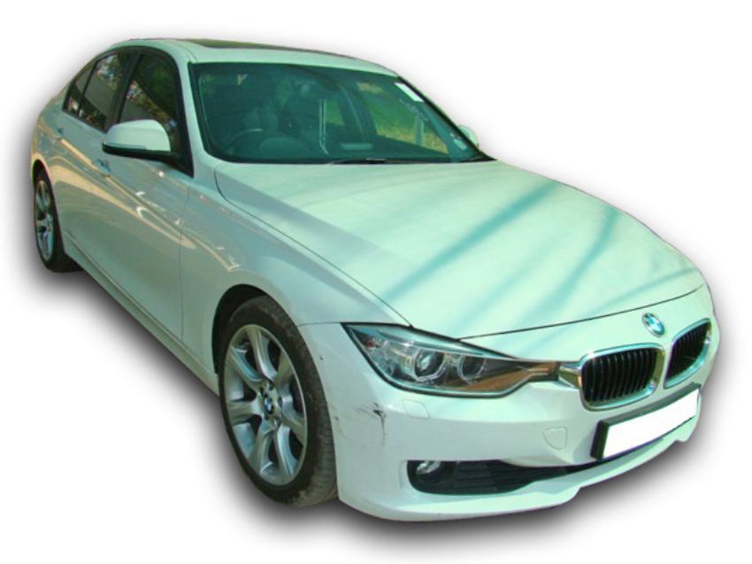 2015 BMW 3 SERIES  320I MODERN LINE