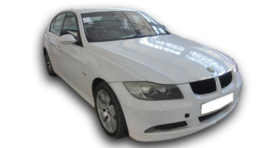 2008 BMW 3 SERIES  320i A/T (E90)