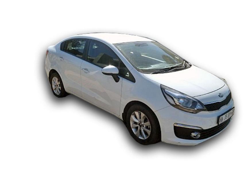 2018 KIA RIO  1.4 Auto